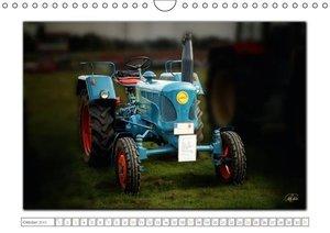 Roder, P: Oldtimer - Traktor LiebeAT-Version (Wandkalender 2