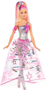 Barbie Sternenglitzer-Kleid Barbie
