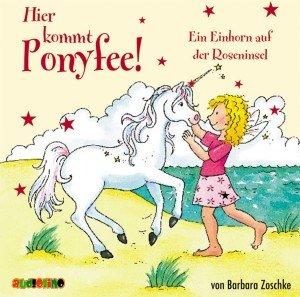 Ponyfee-Ein Einhorn auf der Roseninsel