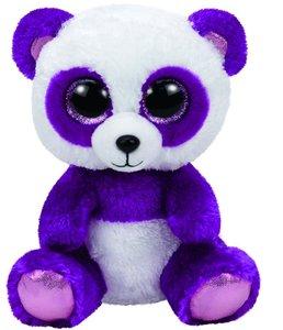 Boom Boom, Panda violett/weiss, 24cm