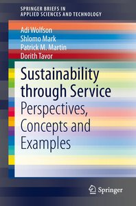 Sustainability through Service