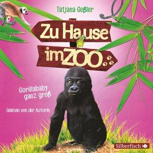 Zu Hause im Zoo 01: Gorillababy ganz groß