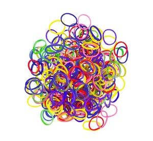 Rainbow Loom 20648 - Original Gummibänder Jelly Mix, 600 Stück i