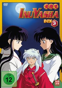 InuYasha - TV-Serie - Box 3