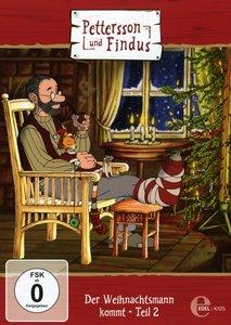(8)NEU DVD TV-Der Weihnachtsmann Kommt,Teil 2