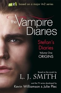 The Vampire Diaries: Stefans Diaries 01