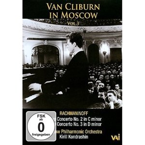 Van Cliburn in Moscow Vol.3