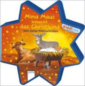 Mina Maus besucht das Christkind