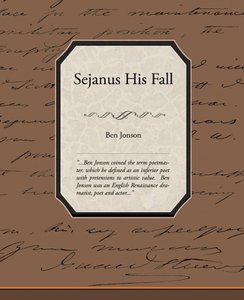 Sejanus His Fall