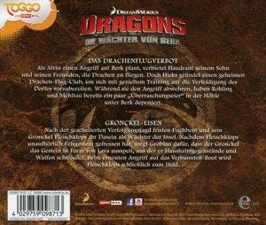 Dragons - Die Wächter von Berk 01. Das Drachenflugverbot