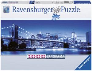 Leuchtendes New York. Puzzle 1000 Teile