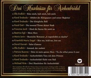 3 Haselnüsse Für Aschenbrödel-Die Jubiläums CD