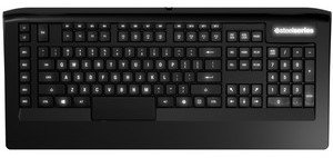 SteelSeries Gaming Tastatur Apex RAW - schwarz