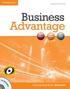 Business Advantage C1-C2. Advanced. Personal Study Book with Aud