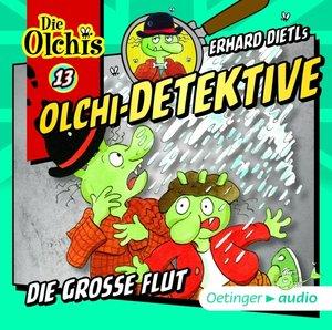 Olchi-Detektive 13 - Die große Flut (CD)