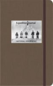 National Geographic Expedition Journal North Pole