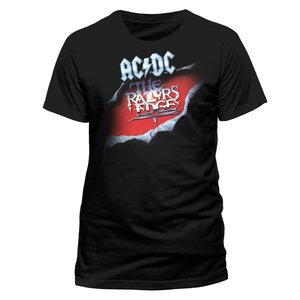 The Razors Edge (T-Shirt,Schwarz,Größe S)