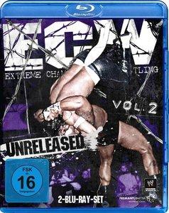 ECW UNRELEASED VOL. 2