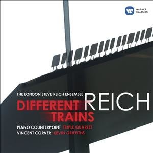 Different Trains/Piano Counter