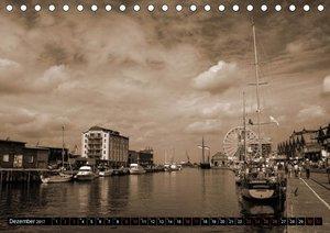 Hafen - Impressionen Hansestadt Wismar (Tischkalender 2017 DIN A