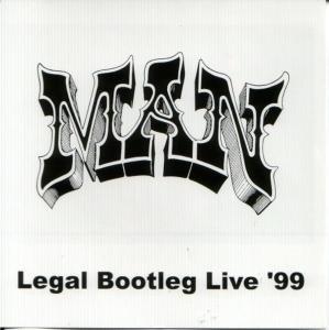 Legal Bootleg Live '99