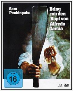 Bring mir den Kopf von Alfredo Garcia (Mediabook, 1 Blu-ray und