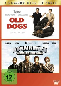 Old Dogs - Daddy oder Deal & Born to be Wild - Saumäßig Unterweg