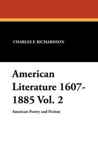 American Literature 1607-1885 Vol. 2