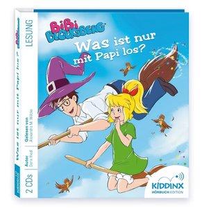 Bibi Blocksberg Hörbuch. Was ist nur mit Papi los?