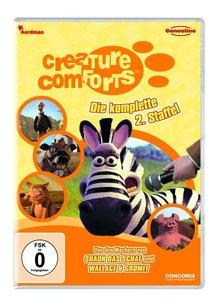 Creature Comforts-Staffel 2 (DVD)