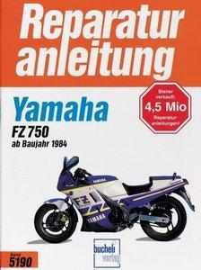 Yamaha FZ 750 ab Baujahr 1985