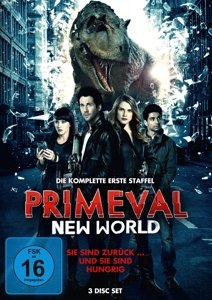 Primeval:New World-Die Komplette Staffel