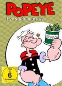 Popeye-Der Studiomatrose/DVD
