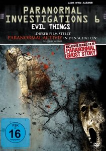 Paranormal Investigations 6 (DVD)