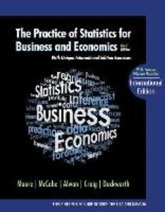 The Practice of Statistics for Business and Economics