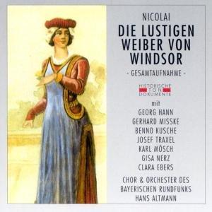 Die Lustigen Weiber V.Windsor