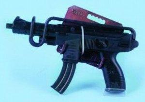 Edison Giocattoli 266/44 - Maschinenpistole, 13-Schuss