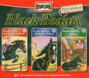 Black Beauty 1-3. Pferdebox. 3 CDs