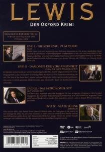 Lewis - Der Oxford Krimi. Staffel 1