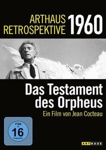Das Testament des Orpheus. Arthaus Retrospektive