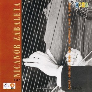 Nicanor Zabaleta-Harp