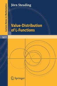 Value-Distribution of L-Functions