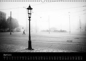 Dresden in Black & White (Wall Calendar 2015 DIN A3 Landscape)