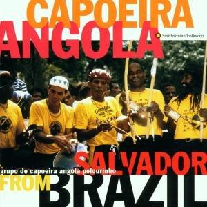 Capoeira Angola from Salvador,Brazil