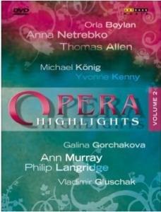 Various: Opera Highlights Vol.2