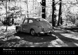 Candid Classic Cars (Wall Calendar 2015 DIN A4 Landscape)