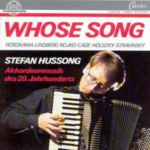 Akkordeonmusik des 20.Jahrhunderts