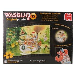 Wasgij Original 12 - An der Mündung des Flusses! - 1000 Teile