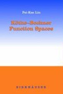 Köthe-Bochner Function Spaces