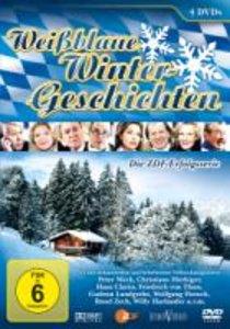 Weißblaue Wintergeschichten (DVD)